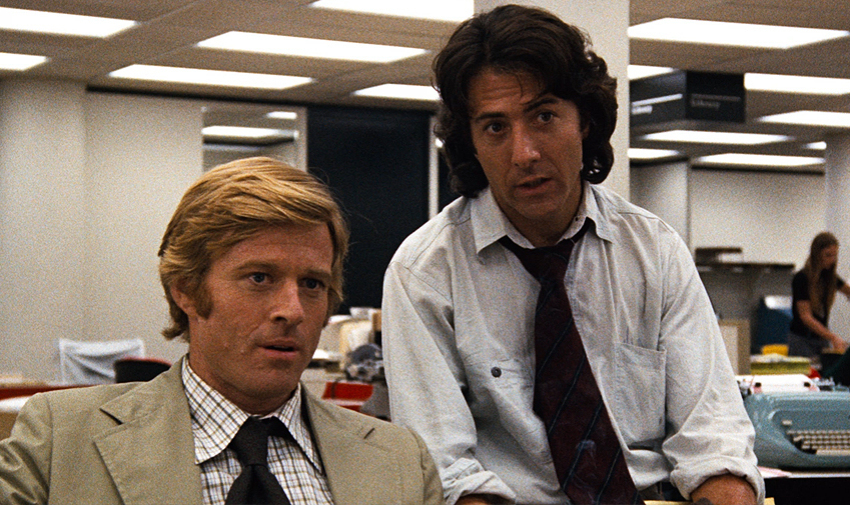 Lewes Film Club showing All The President's Men